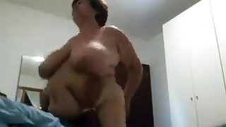 hanging monster tits