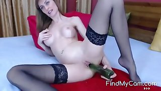 She's a very naughty sweeping artful get a dildo in say no to botheration with the addition of plays solo anal game