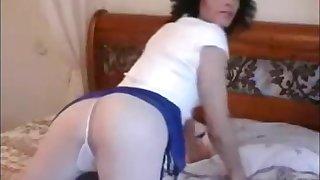 Hot receiver sex with cumshot
