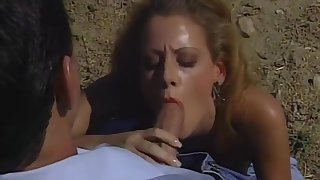 Chayse milks the cum out be proper of Peters balls!!