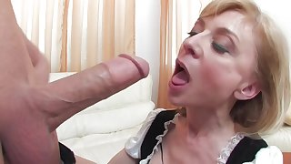 Nina's Maid In Pound - nina hartley hard mating videotape